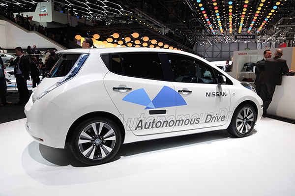 Self-driving Vehicles Are Changing Vehicle insurance
