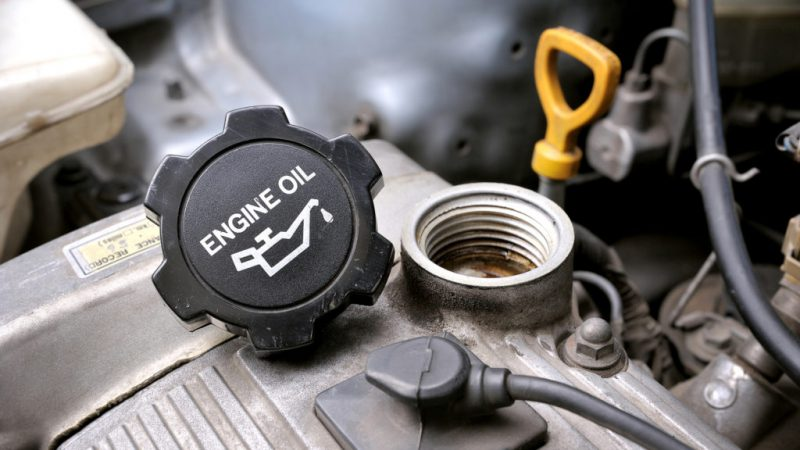 Top The signs of a train engine Oil Leak Car Care Blog