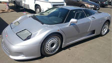 This Bugatti EB110-based supercar is finally nearing production, nonetheless it doesn't look like a Bugatti