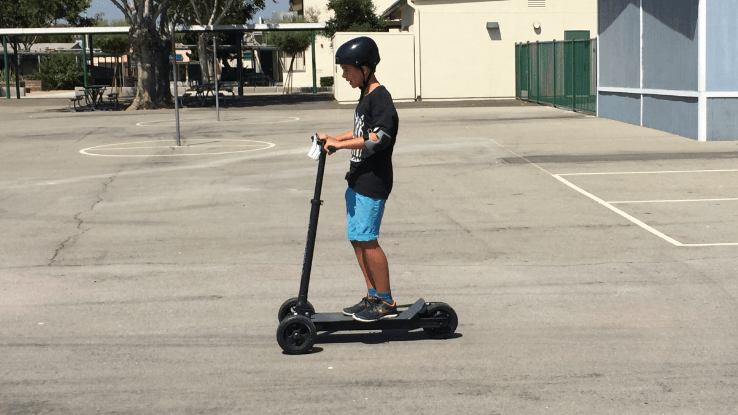 Not cars: Autoweek tests 3 weird transportation alternatives